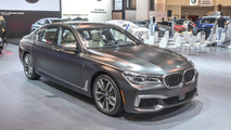 BMW bucks industry trend with upsized M760Li xDrive