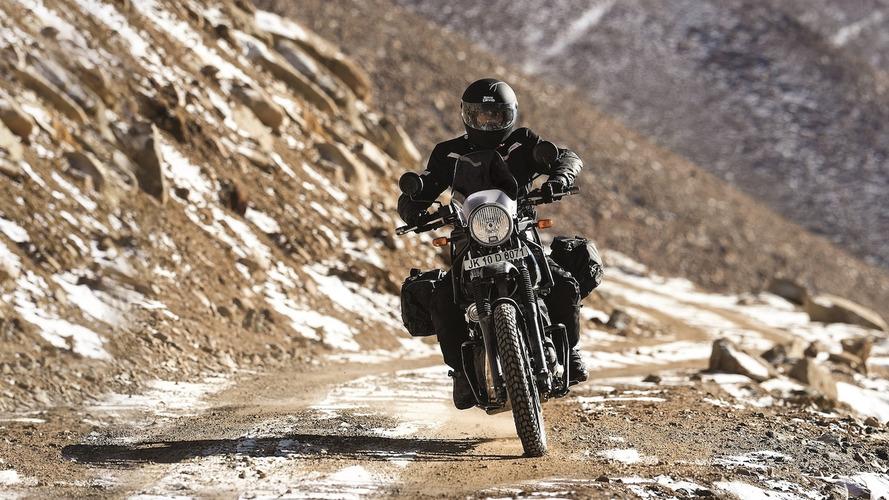 Royal Enfield Himalayan 2017: en busca del espíritu trail