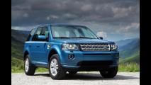 Land Rover Freelander 2013 é revelada com mudanças visuais e internas