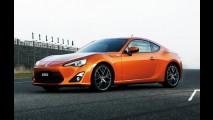 Toyota lançará rede de lojas para fãs de esportivos junto com o 86