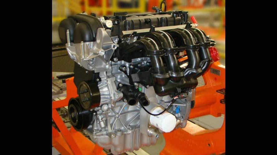 Ford chega a marca de 3 milhões de motores Zetec RoCam produzidos em Taubaté