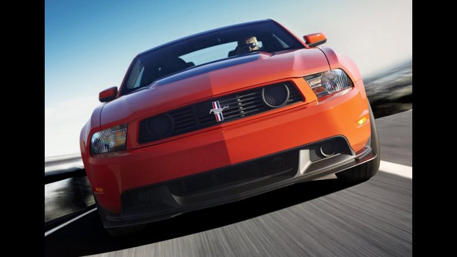 Galeria de Fotos: Ford Mustang Boss 302 2012