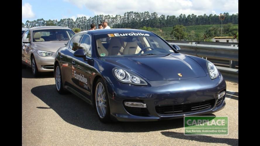 Até o Panamera?! Porsche anuncia Recall do modelo por problemas no cinto de segurança