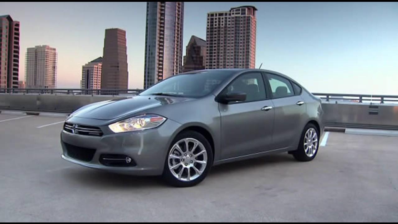 VÍDEO: Detalhes do Dodge Dart Limited