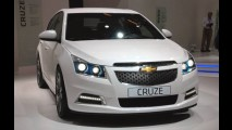 Fotos: Chevrolet Cruze Hatch no Salão de Paris