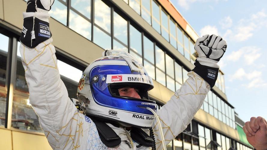 Alex Zanardi s'impose pour son retour en compétition GT