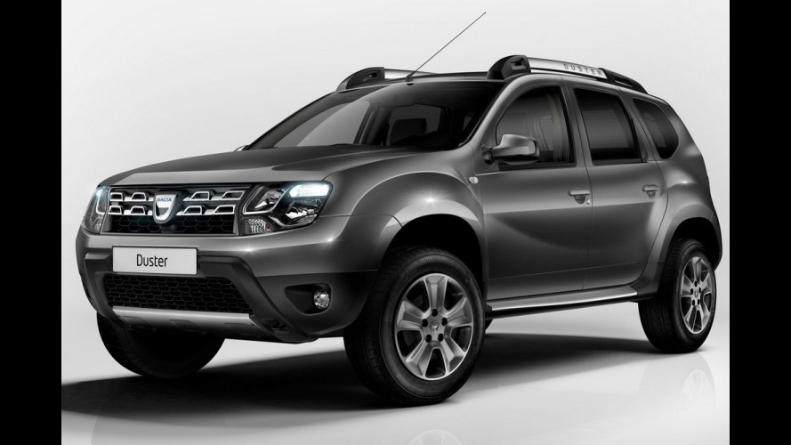 Este é o Dacia Duster 2014 reestilizado - primeiras fotos oficiais