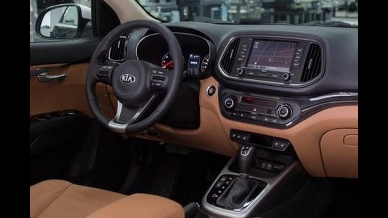 Kia KX3: versão de produção do mini-Sportage aparece em fotos oficiais