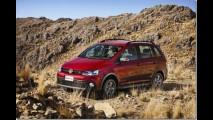 Vazou: Volkswagen SpaceCross aparece antes do lançamento