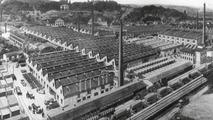 Benz factory in Gaggenau (Baden)