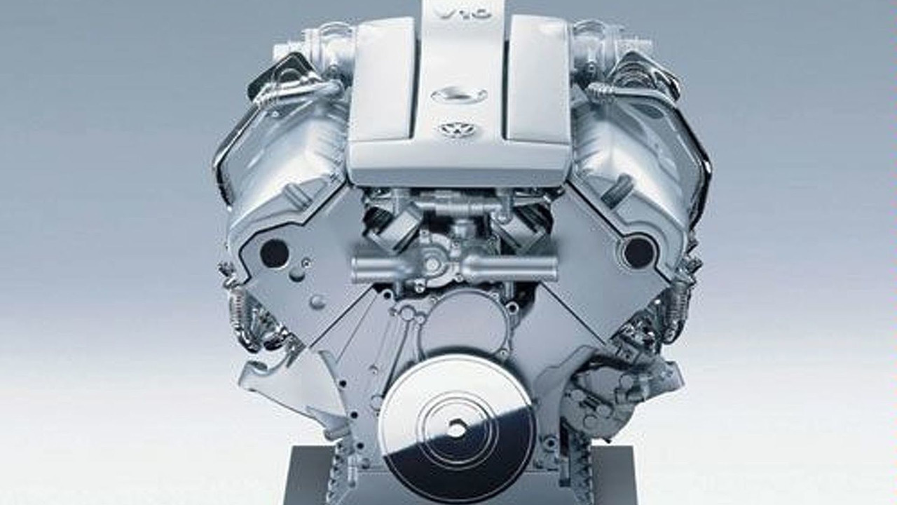 VW 5.0L V10 TDI engine