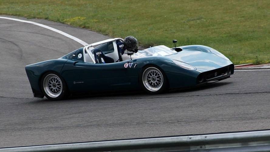 Silvermine 11 Sports Racer Is The Latest (Expensive) Track Toy
