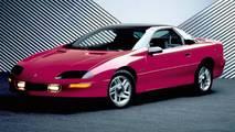 11. 1993 Camaro Z/28