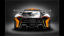 Ultimativer McLaren P1 GTR in Pebble Beach vorgestellt