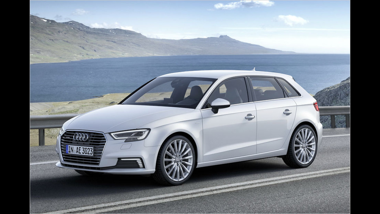 Kompaktklasse: Audi A3 Sportback 1.6 TDI