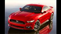 Anpfiff für den Mustang