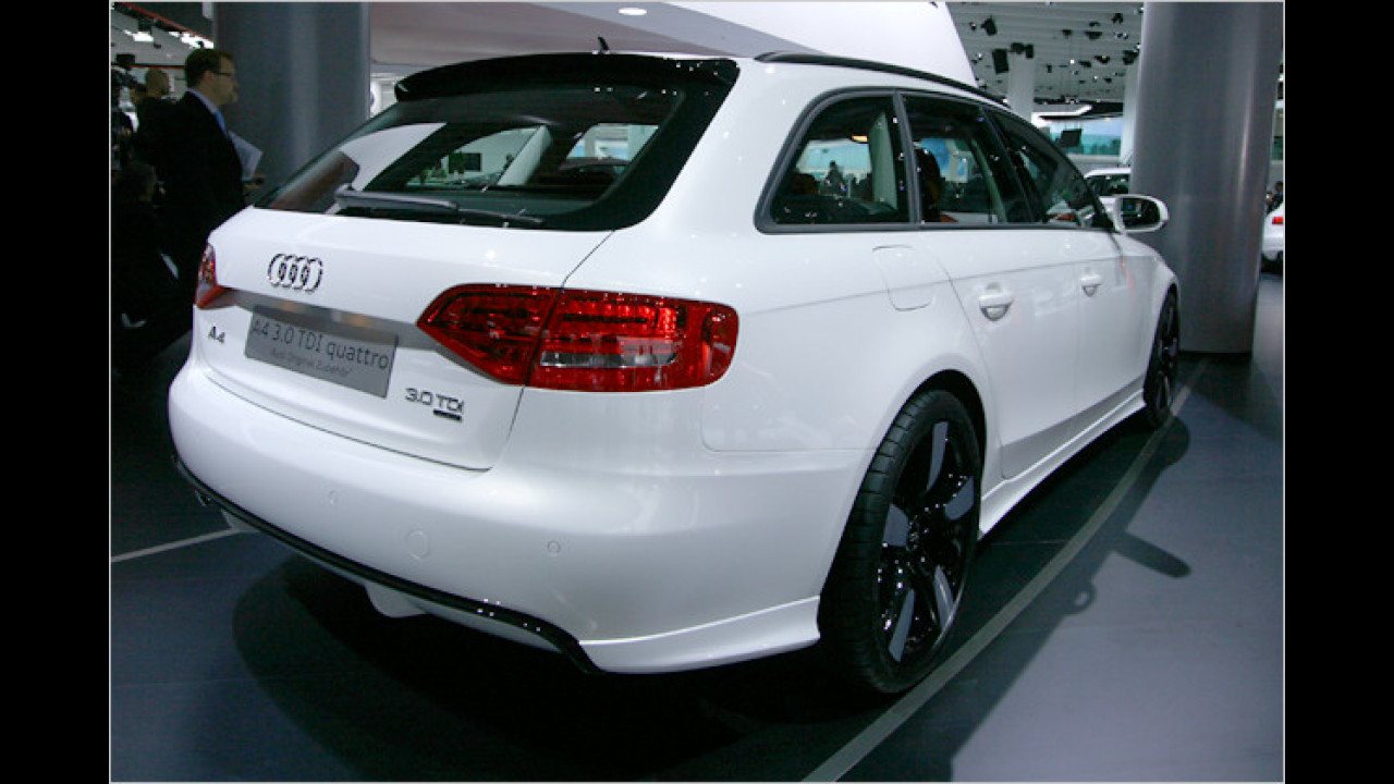 Audi A4 Avant 3.0 TDI clean diesel quattro