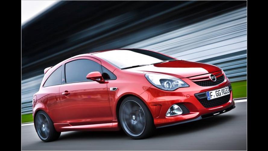 Eifel-OPC wird Speerspitze der Opel-Kompaktwagen
