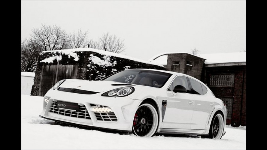 Moby Dick: Edo Competition powert den Porsche Panamera