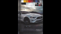 2018 Ford Mustang Order Guide