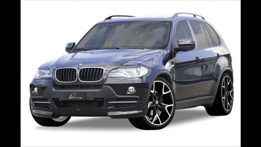 Tuner Lumma macht aus dem BMW X5 den CLR X 530 S