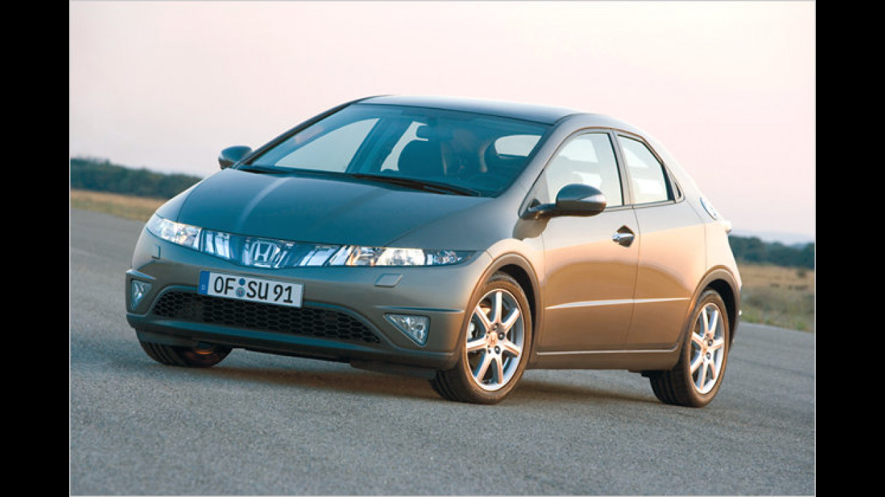 Honda Civic 1.8i Sport