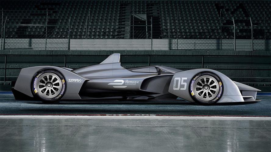 New Formula E Design Shouldn't Follow F1 Ideas - Pilot