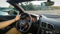 Road-Trip Audi R8 V10 Spyder et Nissan GT-R Track Edition