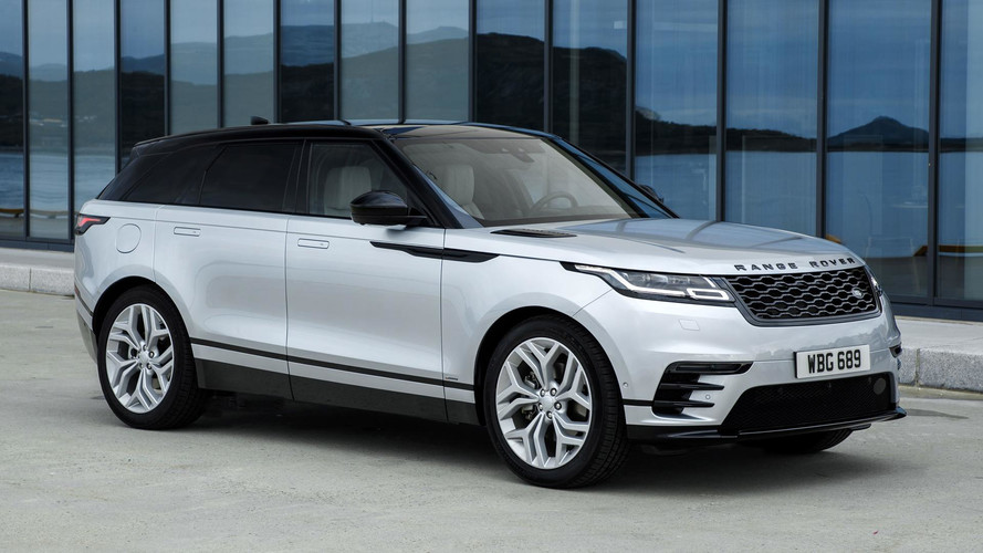 2018 Land Rover Range Rover Velar First Drive: Two ...