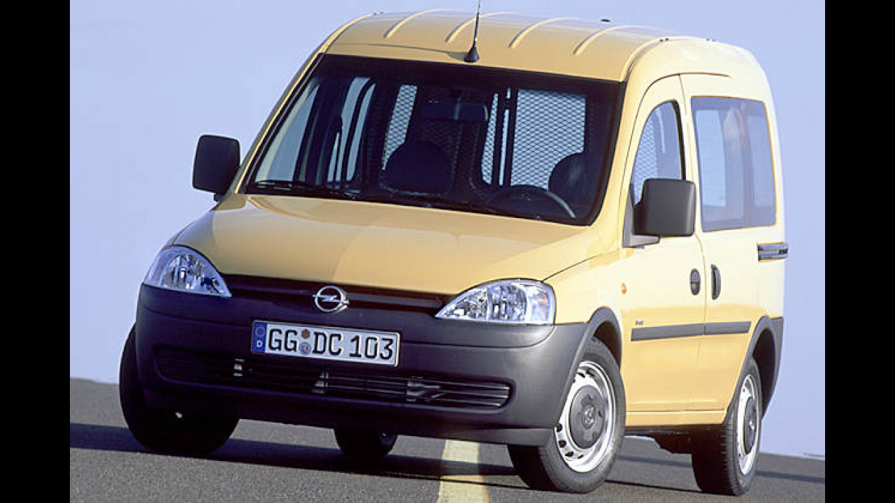 Opel Combo Combi 1.6 CNG