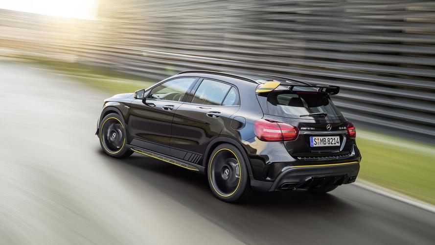 Mercedes-Benz GLA Serisi