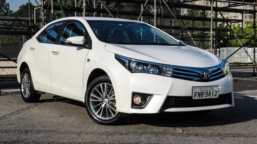 Toyota aumenta preços de Corolla, Hilux e SW4 - veja tabelas