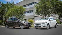 Chevrolet Onix LTZ 2017 x Hyundai HB20 2017