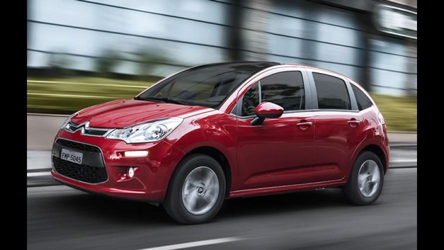 Citroën convoca C3, C3 Picasso e Aircross no Brasil por falha nos freios