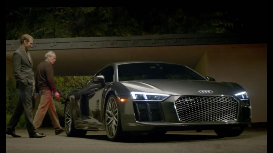 Acelerar o novo R8 V10 Plus se compara a pilotar foguete, sugere Audi