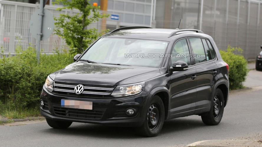Next-generation Volkswagen Tiguan to look