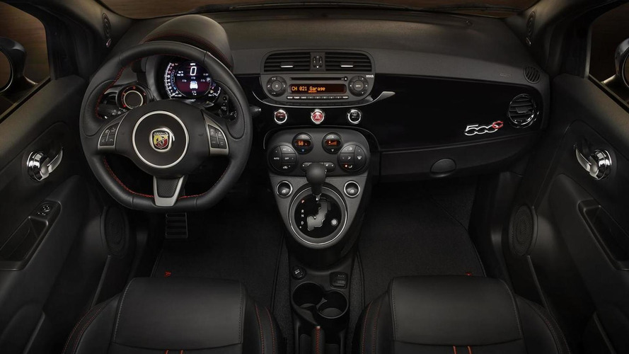 2015 US-spec Fiat 500 Abarth enters production with optional six-speed automatic gearbox
