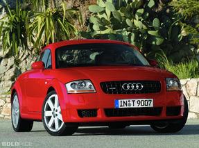 Audi TT Coupe