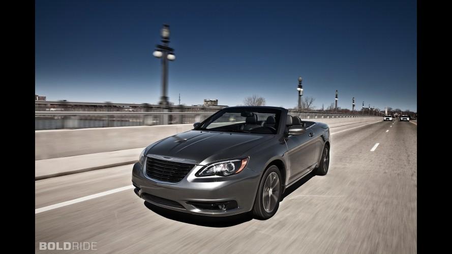 Chrysler 200 S Convertible