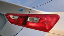 2016 Chevy Malibu Hybrid: Review