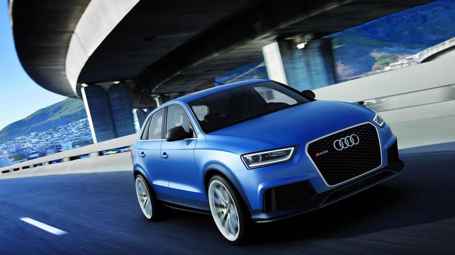 Audi RS Q3 concept revealed