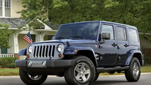 Jeep Wrangler Freedom Edition 29.6.2012
