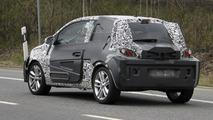 Opel Adam spy photos 26.04.2012