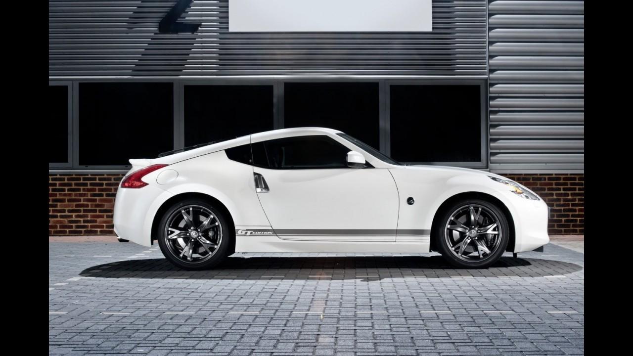 Nissan apresenta o 370Z GT Edition