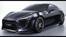 Toyota FT-86 poderá resgatar o nome Celica