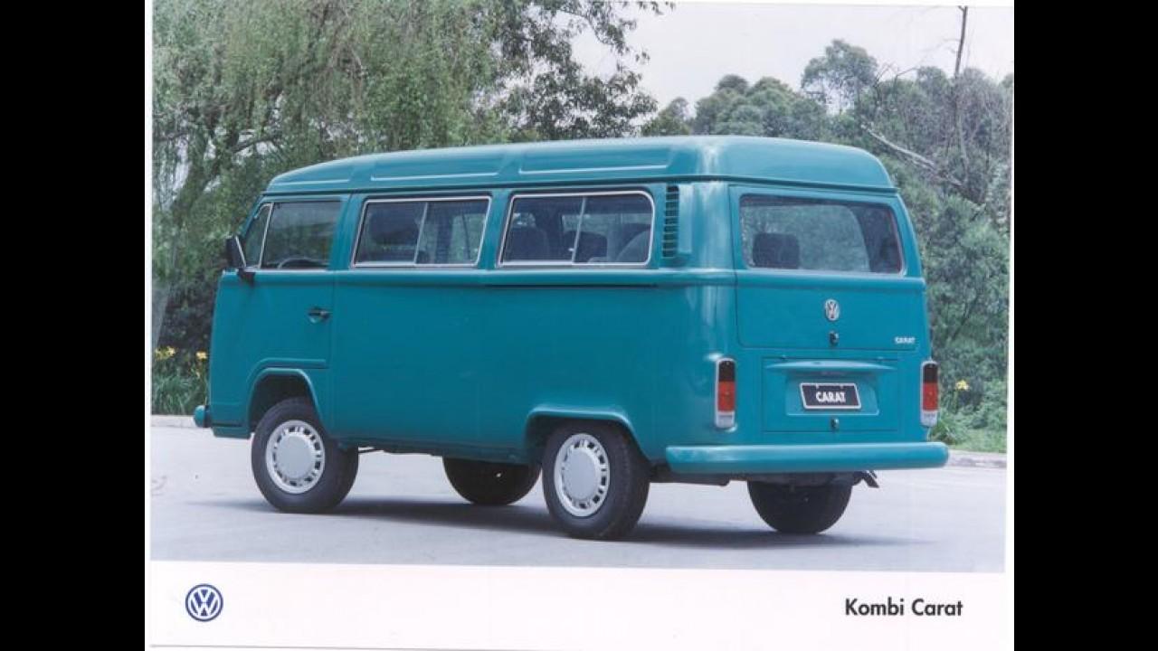 Carros para sempre: Kombi, uma história de mais de 60 anos chega ao fim