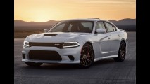 Fiat quase matou motor 6.2 V8 Supercharged dos Dodge Hellcat