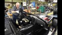 Máquina: Primeira unidade do Dodge Viper SRT10 ACR-X 2010 sai da linha de montagem