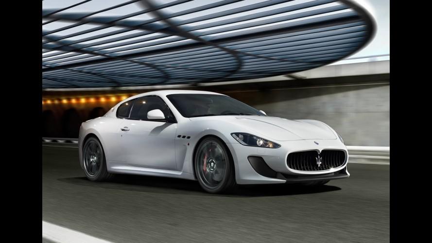 Maserati GranTurismo MC Stradale 2012: mais leve, mais rápido e mais potente