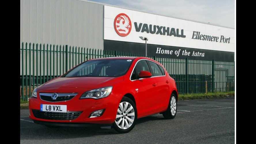 Reino Unido: Astra supera Focus e garante vice-liderança em abril; Fiesta é o mais vendido
